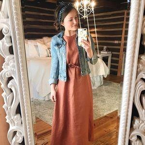 Roolee Linen dress
